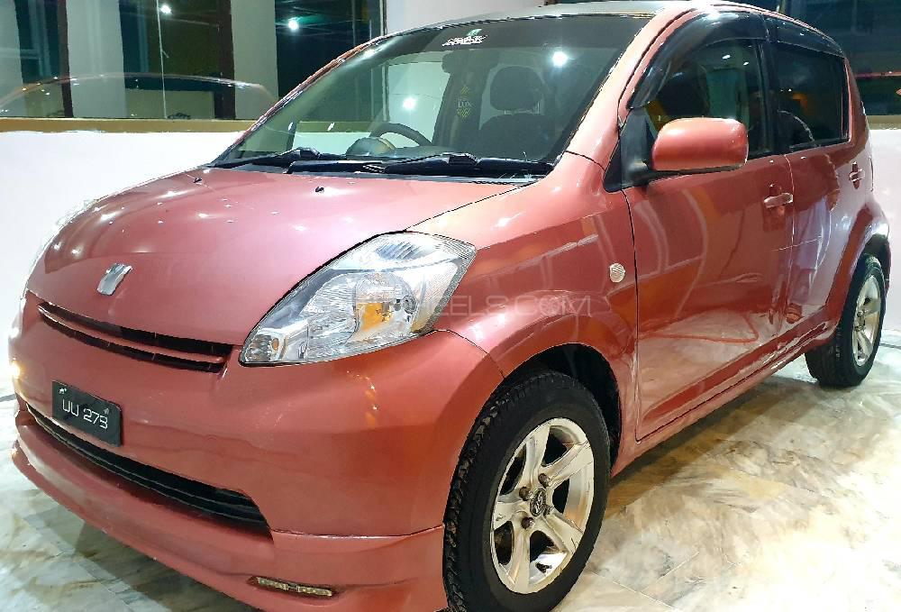 Toyota Passo X 1.3 2006 Image-1