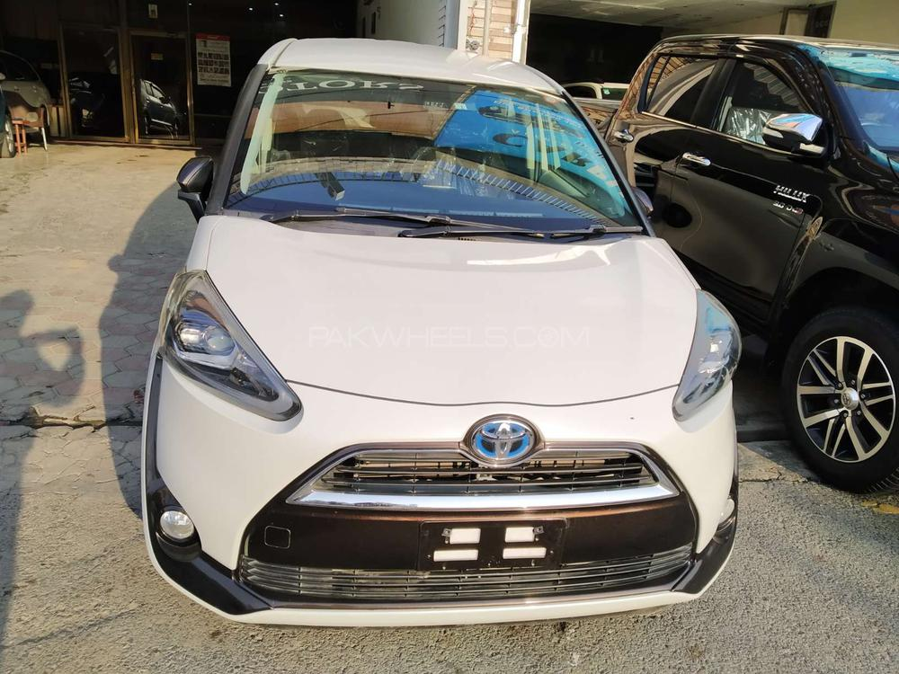 Toyota Sienta X LIMITED 2017 Image-1
