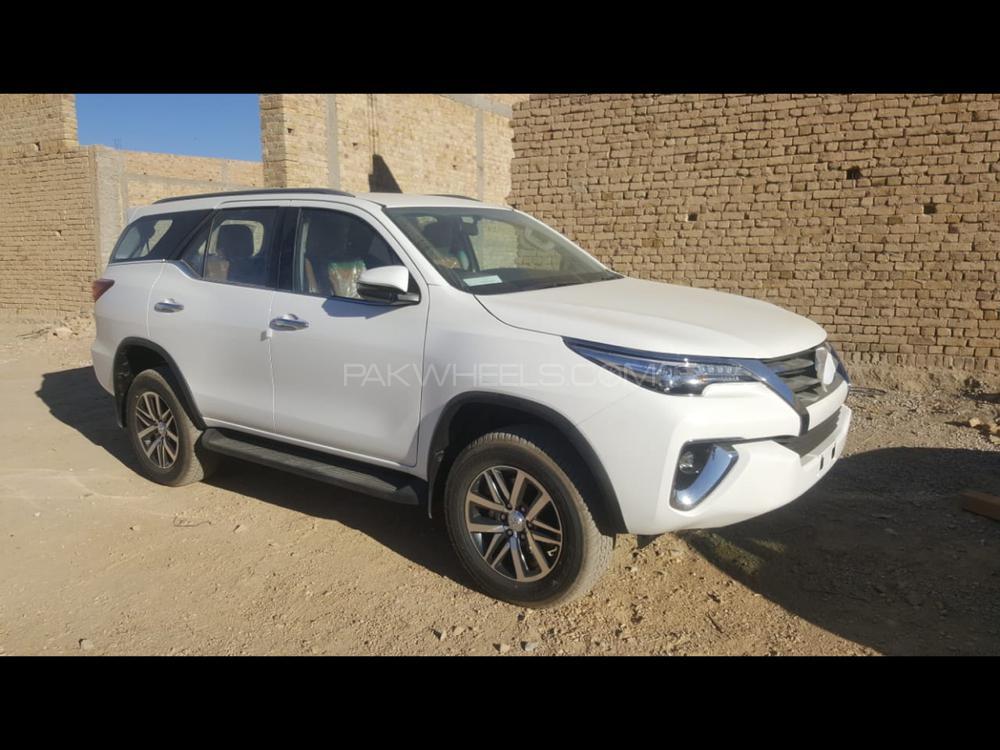 Toyota Fortuner 2.7 VVTi 2021 Image-1