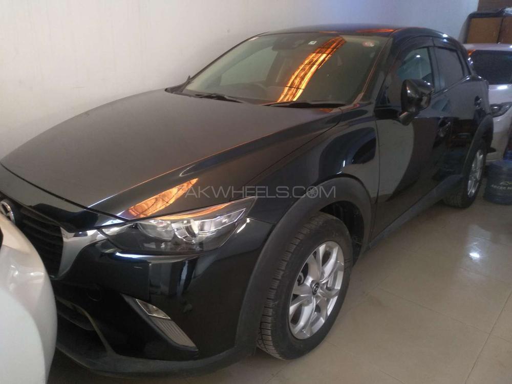 Mazda Cx3 2017 Image-1