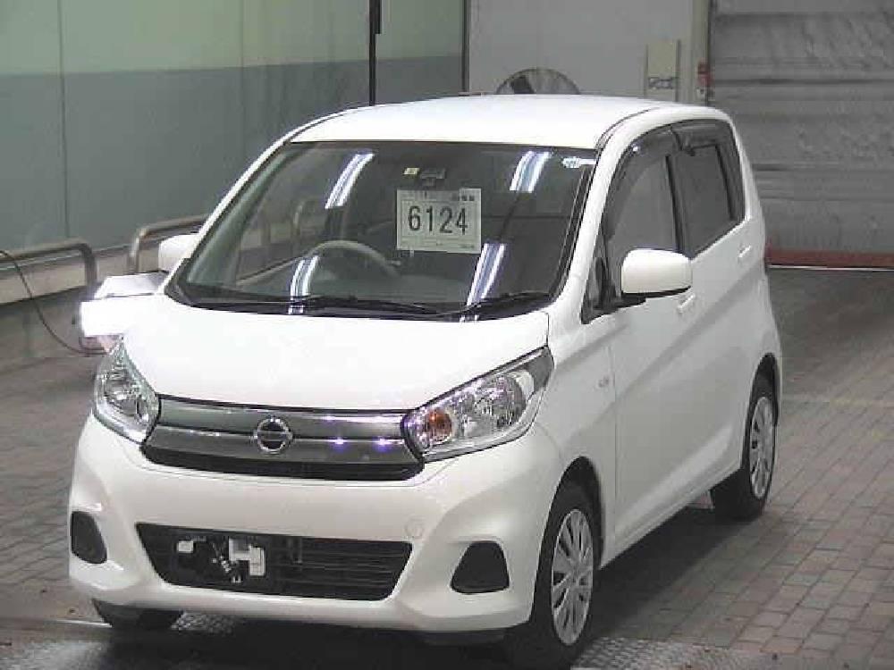 Nissan Dayz J 2017 Image-1