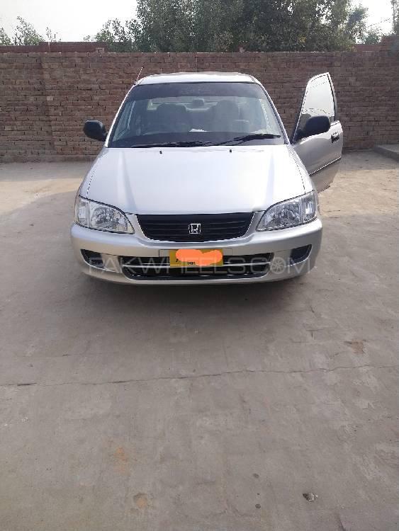 Honda City EXi 2001 Image-1