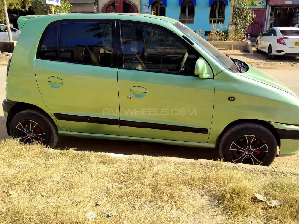 Hyundai Santro Exec 2003 Image-1