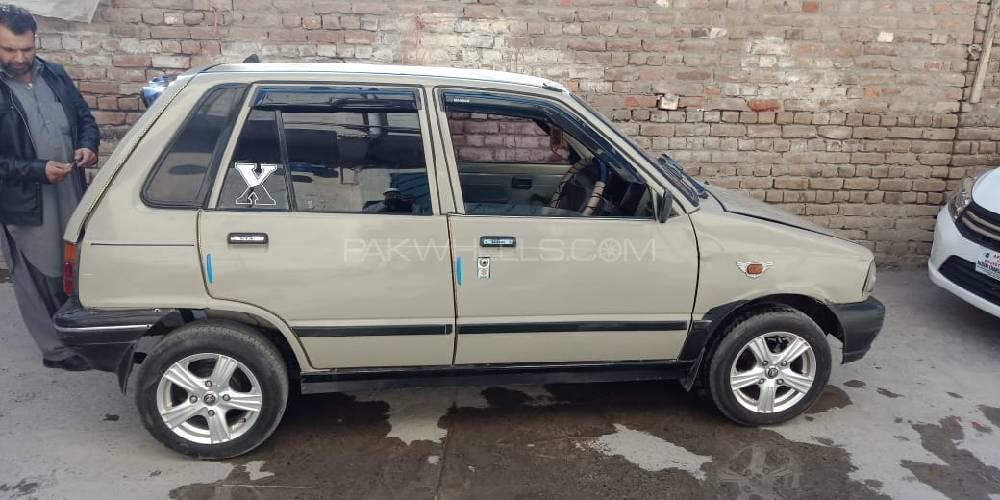 Suzuki Alto VX (CNG) 2000 Image-1