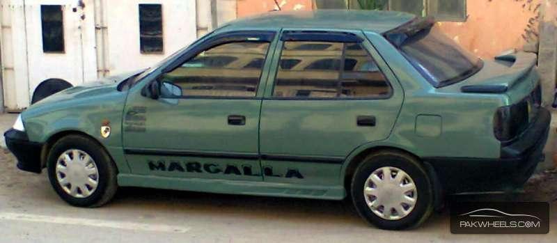 Suzuki Margalla 1994 For Sale In Karachi Pakwheels