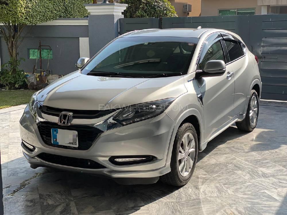 Honda Vezel Hybrid X L Package 2016 Image-1