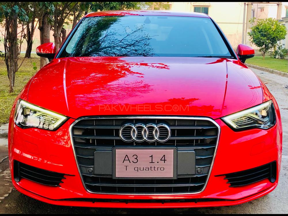 Audi A3 1.4 TFSI 2016 Image-1