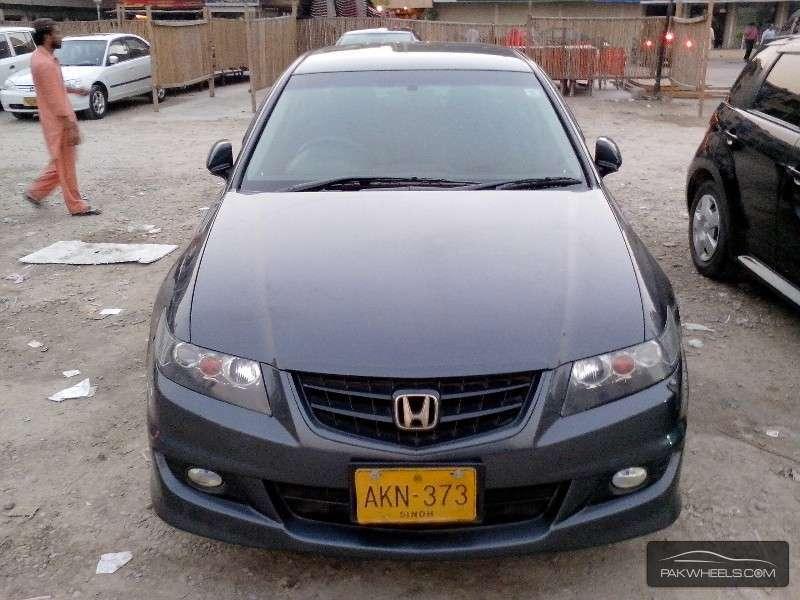 Honda Accord Cl9 2002 For Sale In Karachi Pakwheels