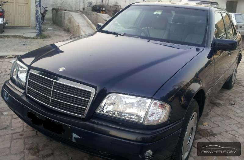 Mercedes benz c class c220 1996 for sale in rawalpindi for 1996 mercedes benz c class