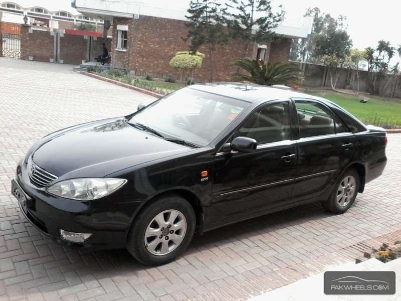used toyota camry 2005 car for sale in lahore 884838 pakwheels. Black Bedroom Furniture Sets. Home Design Ideas
