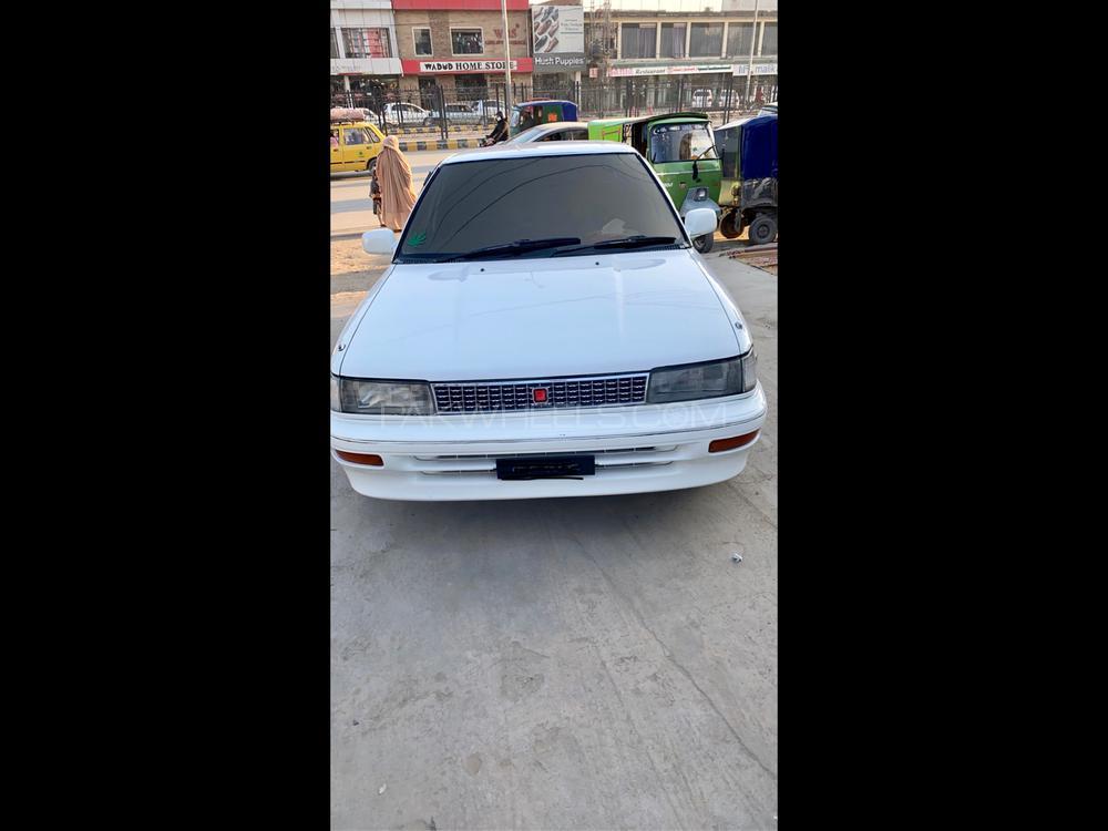 Toyota Corolla SE Limited 1989 Image-1