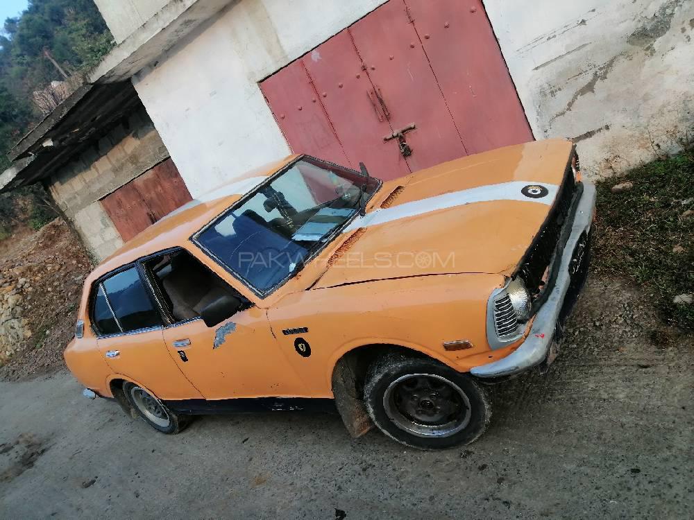 Toyota Corolla 2.0D Saloon 1971 Image-1