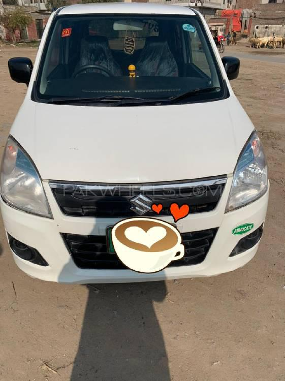 Suzuki Every Wagon 2018 Image-1