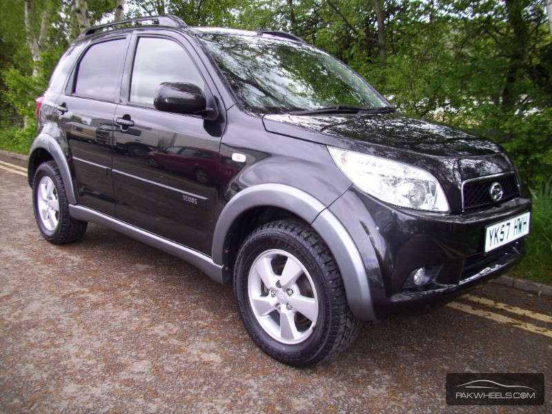Daihatsu Terios 4x4 2007 For Sale In Islamabad