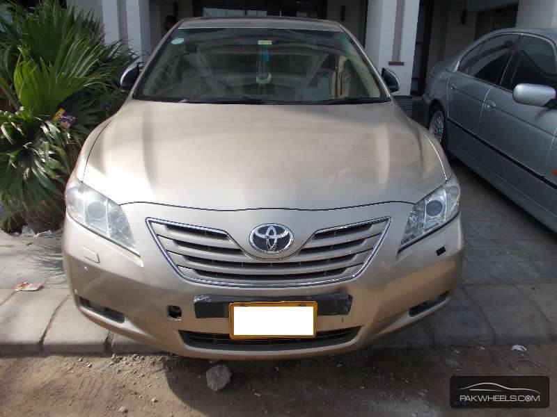 toyota camry 2006 for sale in karachi pakwheels. Black Bedroom Furniture Sets. Home Design Ideas