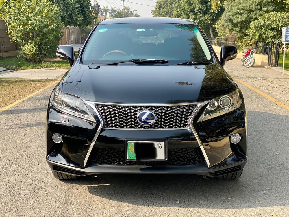 Lexus RX Series 450H 2010 Image-1