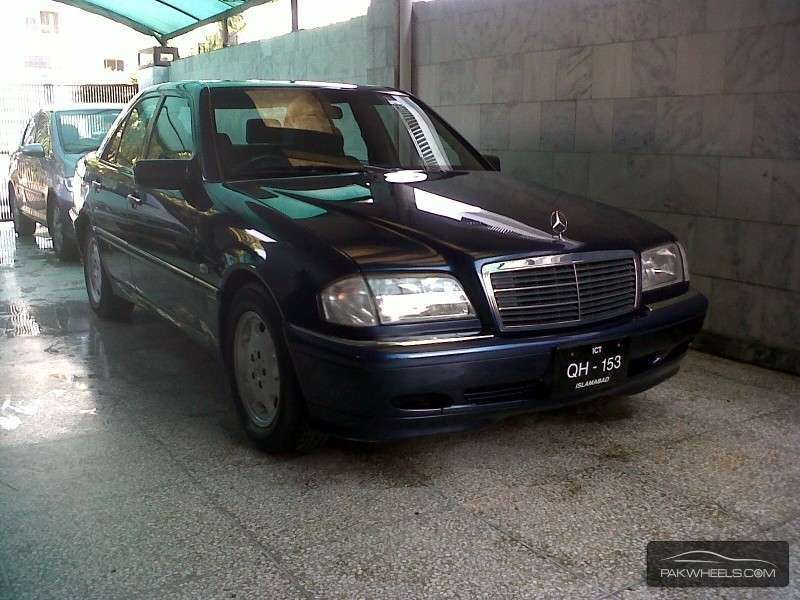 Mercedes benz c class c250 1999 for sale in islamabad for Mercedes benz c class 1999 for sale
