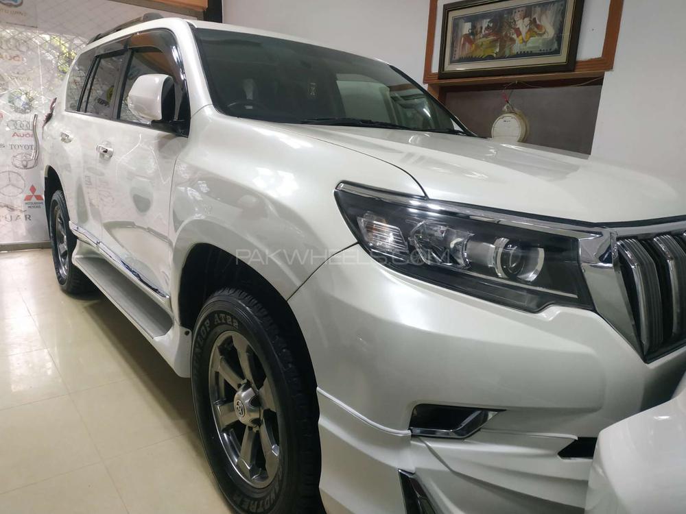 Toyota Prado TX L Package 2.7 2010 Image-1