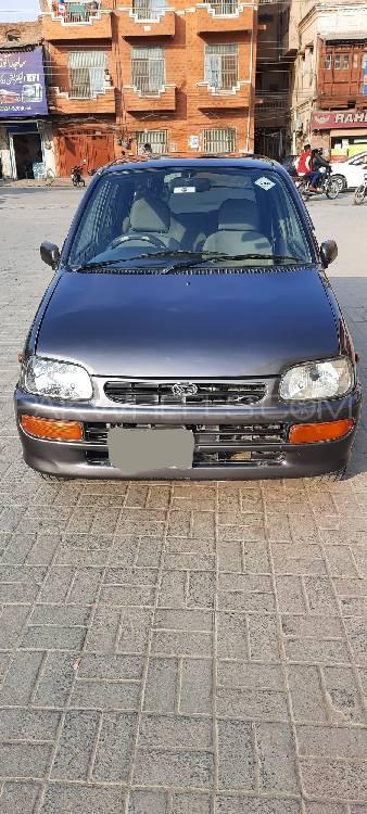 Daihatsu Cuore 2009 Image-1
