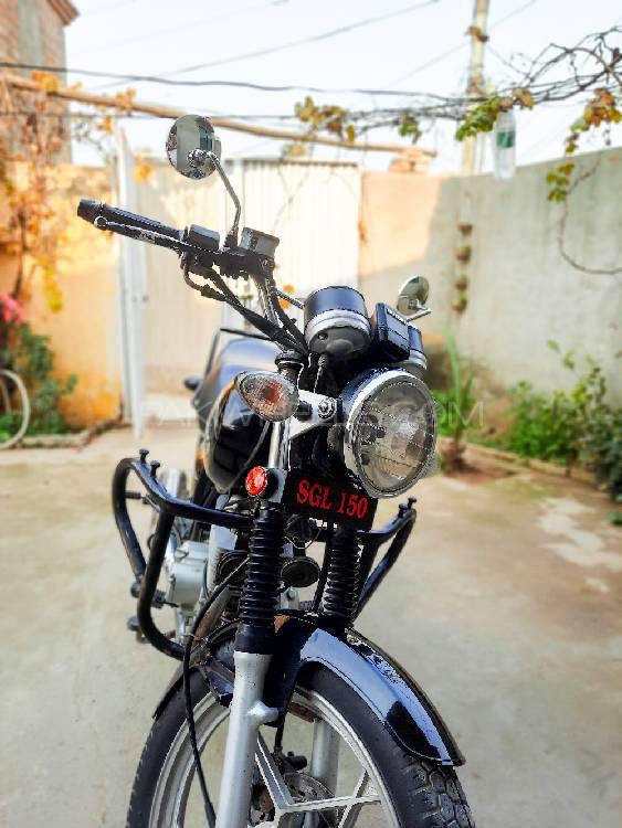 Used Suzuki GS 150 2017 Bike for sale in Karachi - 314659