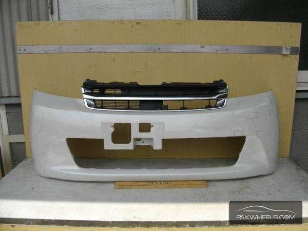 DIAHATSU MOVE LA100 FRONT BUMPER Image-1