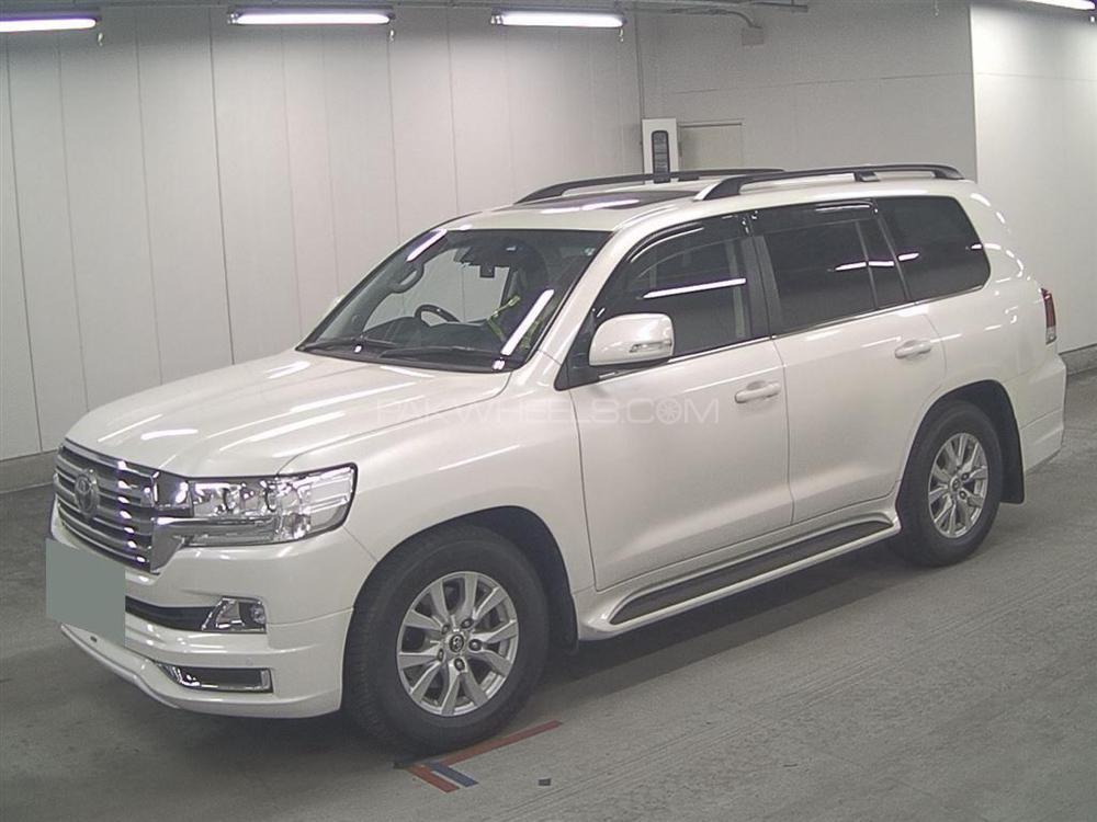 Toyota Land Cruiser AX G Selection 2016 Image-1