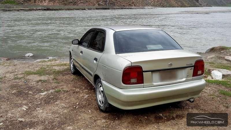 Suzuki Baleno GXi 2000 Image-4