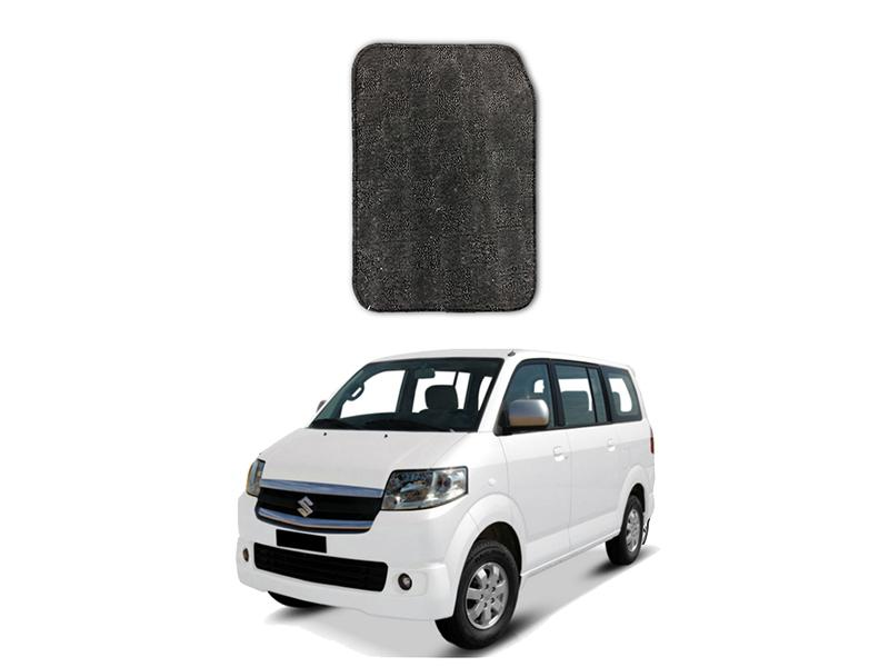 Suzuki Apv Marflex Floor Mats Premium Grey Image-1