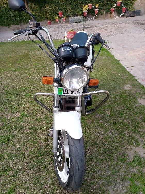 سوزوکی GS500E 1997 Image-1