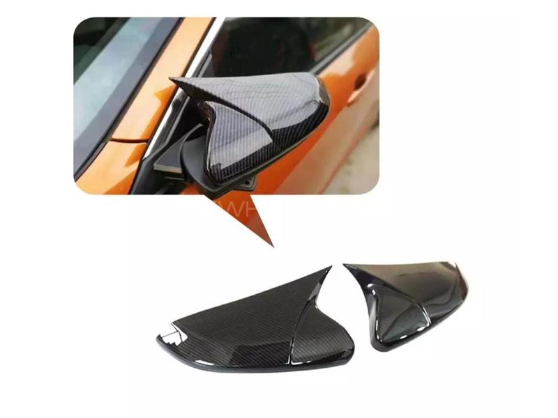 Honda Civic 2016-2021 Carbon Side Mirror Covers in Lahore