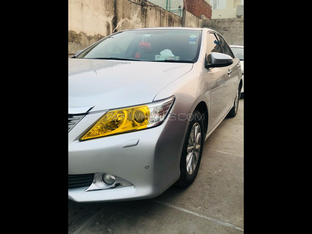 Toyota Camry Up-Spec Automatic 2.4 2012 Image-1