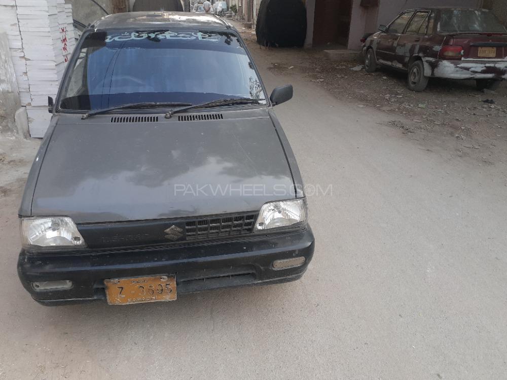 Suzuki Mehran VX 1994 Image-1