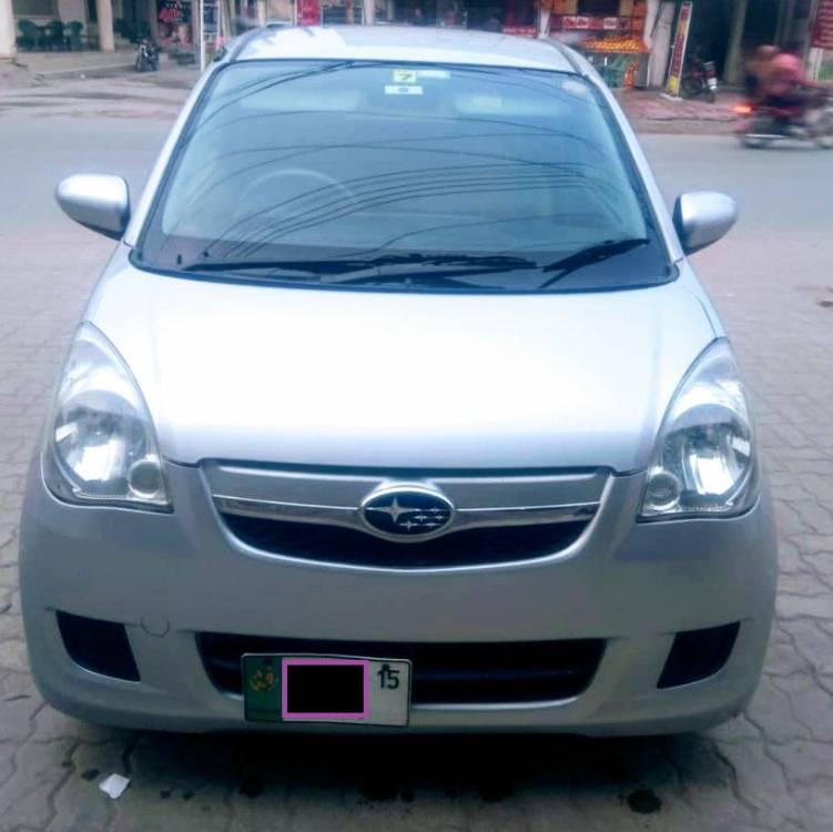 Subaru Pleo 2011 Image-1