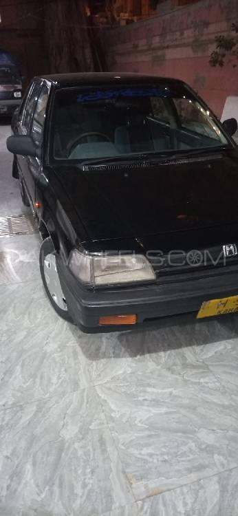 Honda Civic 1987 Image-1
