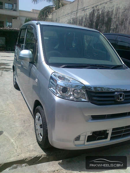 Honda Life Diva 2011 Image-3