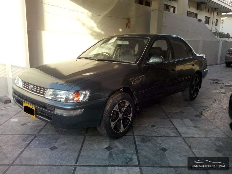 used toyota corolla gli 1996 car for sale in islamabad 893466 pakwheels. Black Bedroom Furniture Sets. Home Design Ideas