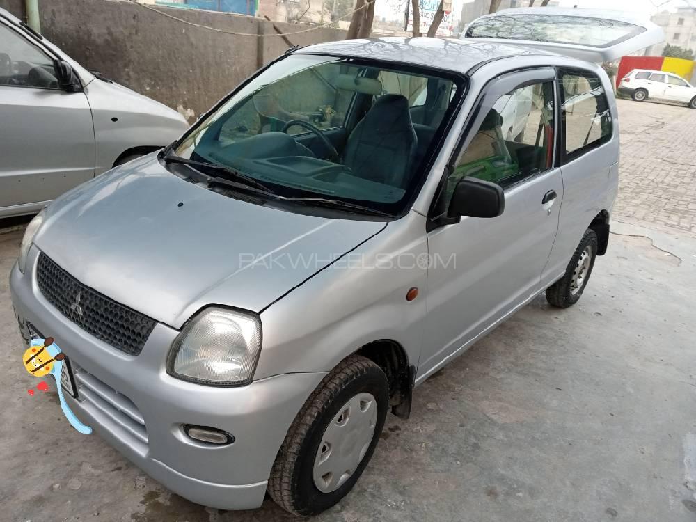 Mitsubishi Minica 2008 Image-1