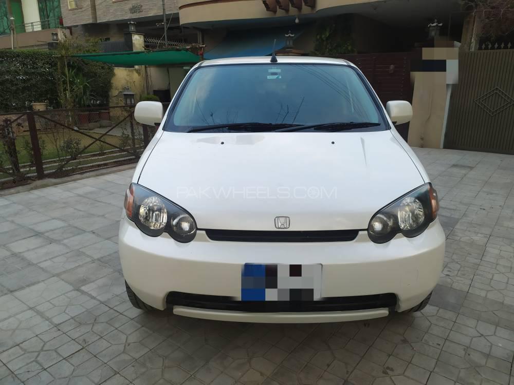 Honda HR-V CVT 2001 Image-1