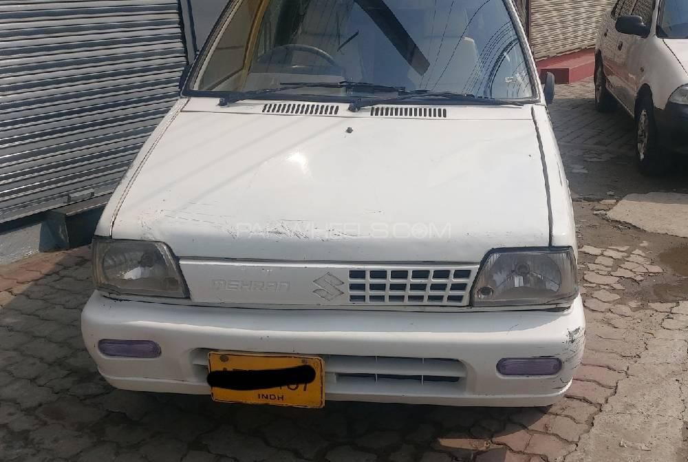 Suzuki Mehran VXR (CNG) 2010 Image-1