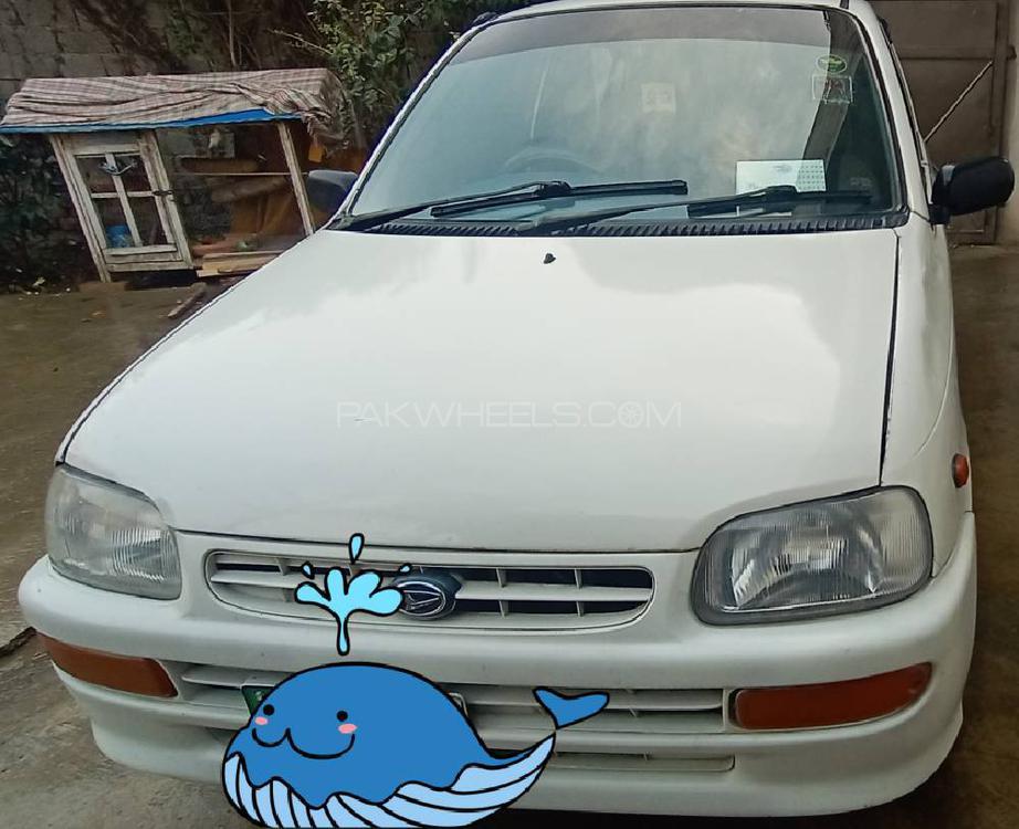 Daihatsu Cuore CL 2000 Image-1