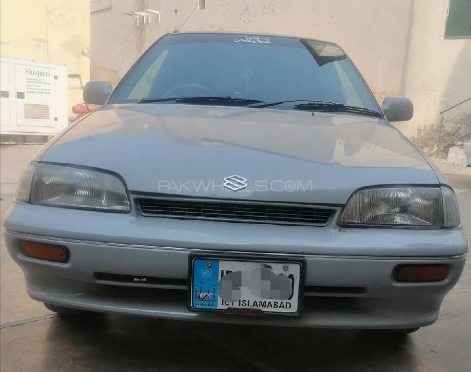 Suzuki Margalla GL 1998 Image-1