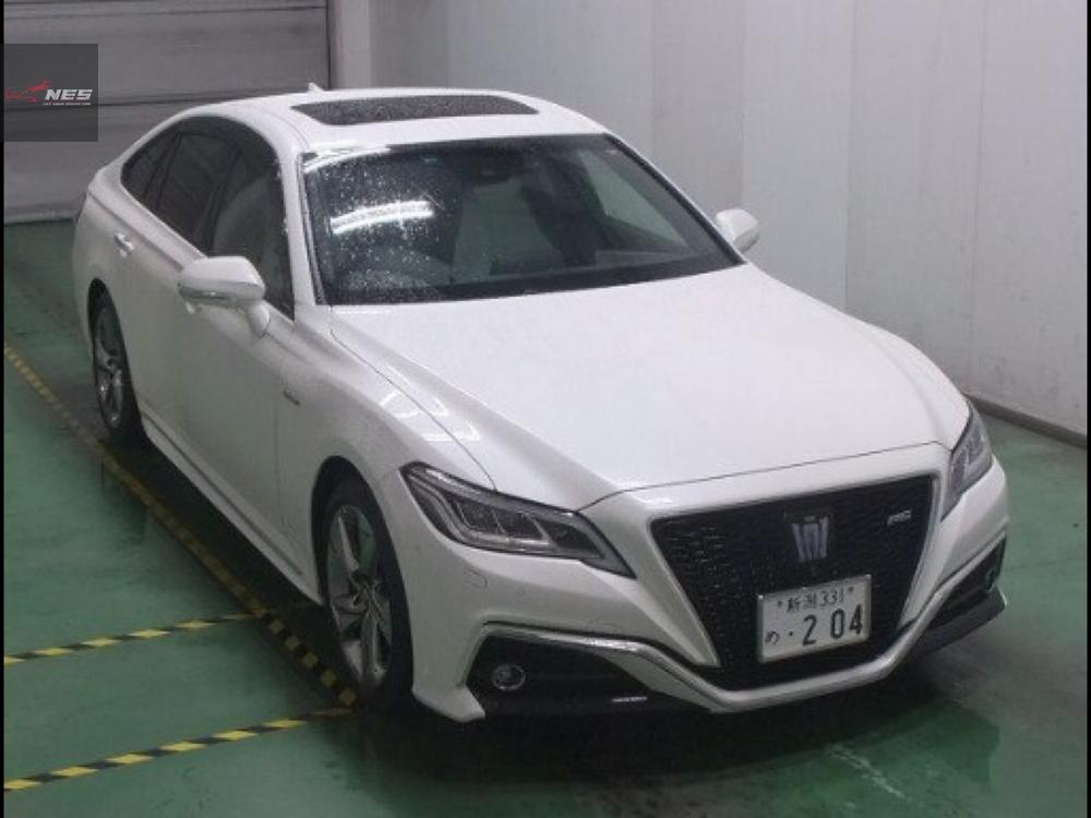 Toyota Crown 2018 Image-1