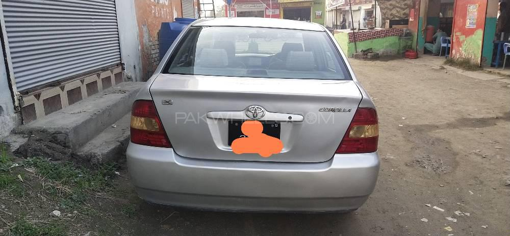 Toyota Corolla X 1.3 2002 Image-1