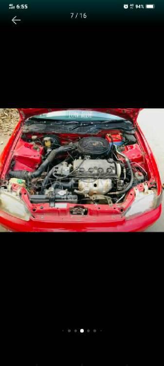 Honda Civic EL 1994 Image-1