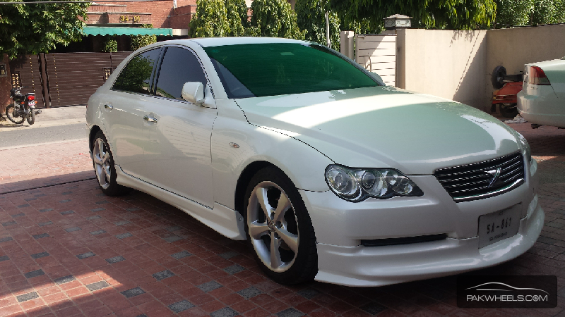 Toyota Mark X 250g 2005 For Sale In Lahore Pakwheels