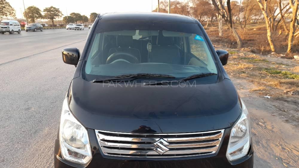 Suzuki MR Wagon 2014 Image-1