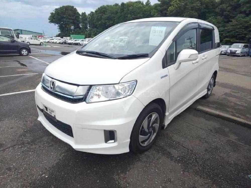 Honda Freed + Hybrid B 2016 Image-1