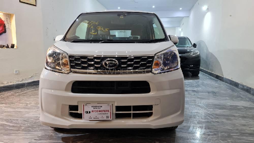 Daihatsu Move Custom X 2017 Image-1
