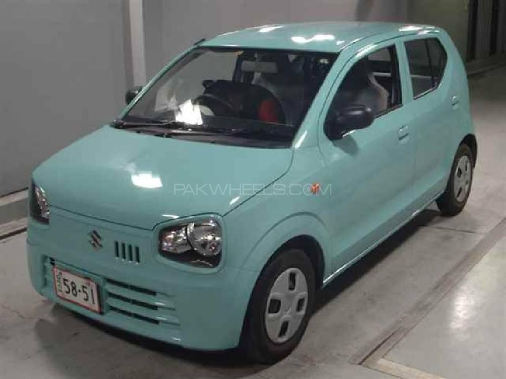 Suzuki Alto S Package 2017 Image-1