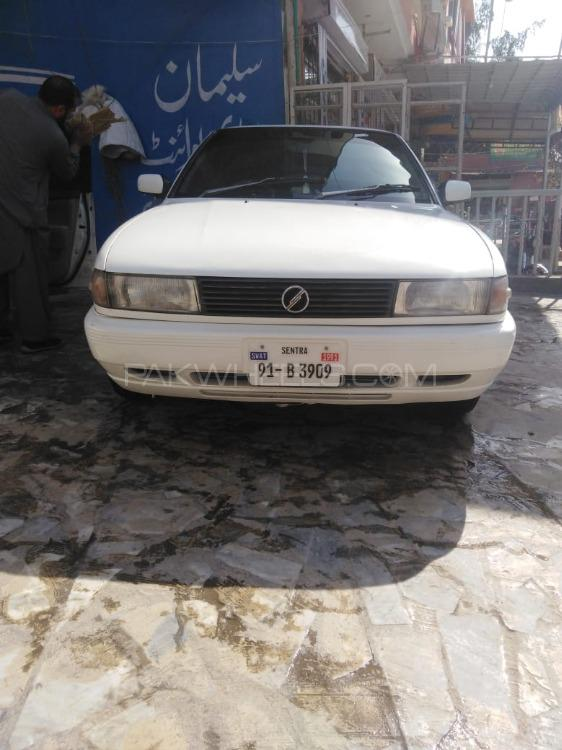 Nissan Sunny Super Saloon 1.6 1991 Image-1